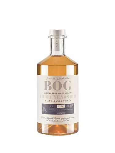 professionnel comparateur Bog Malt Blended Whisky 3 ans – 70 Cl – Maison Turin choix