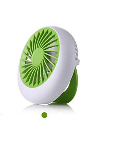 WF Caricabatterie Usb, Ventilatore Portatile, Ventilatore Da Tavolo Per Il Desktop Di Office Mini Fan