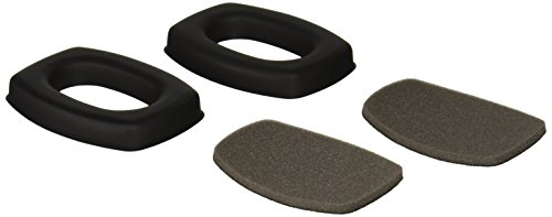 Howard Leight by Honeywell Hygiene Kit for Impact Sport and Sync Earmuffs (1015280),Black