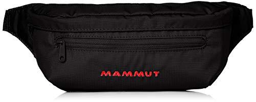 Mammut Uni Hüfttasche Hüfttasche Classic Bumbag, Schwarz, 1,5 Liter