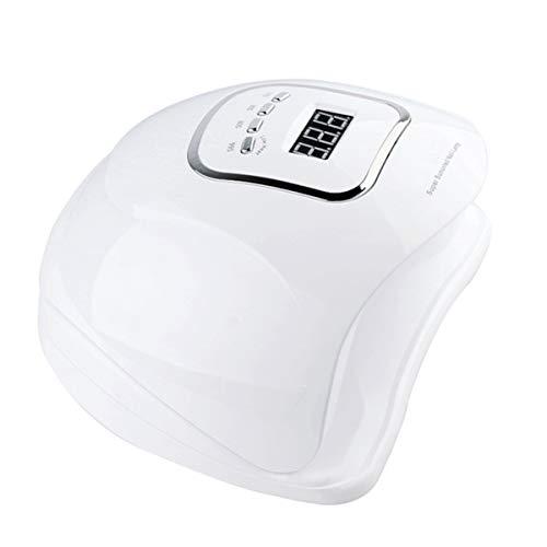 puseky 150W Nail Dryer UV LED Light Nail Lamp for Gel Polish Nail Polish Curing Tool with 4 Timer Setting Professional Nail Art Tools with Digital Display