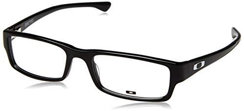 Oakley Brillengestell Servo Azetat polished black