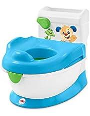 Fisher-Price - Orinal aprende con Perrito de Ríe y Aprende - juguetes bebe - (Mattel FRG80)