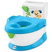 Fisher-Price Orinal Perrito de Ríe y Aprende, juguetes bebe, (Mattel FRG80)