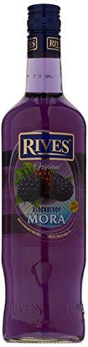 Rives - Bebida refrescante - Licor de mora - 70cl