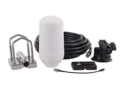 Iridium GO! Satelliten-WLAN-Hotspot-Kit für feste Installation