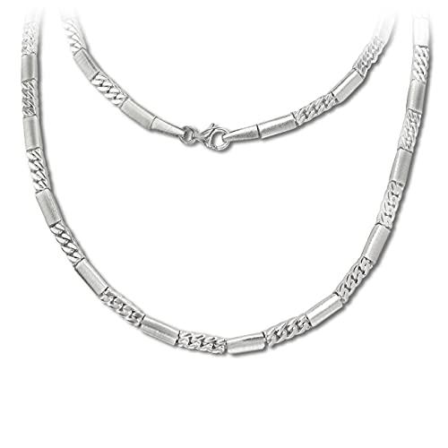 SilberDream Collar de plata de 45 cm de plata 925 SDK4795M