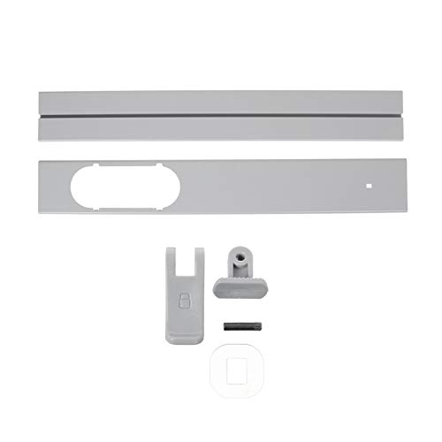 XIAOSHI Little Oriental PVC Air Vent Window Seal Auto Lock Air Conditioner Air Outlet Exhaust Pipe Tube Connnector For Mobile Air Conditioner (Color : 2Pcs Plates)