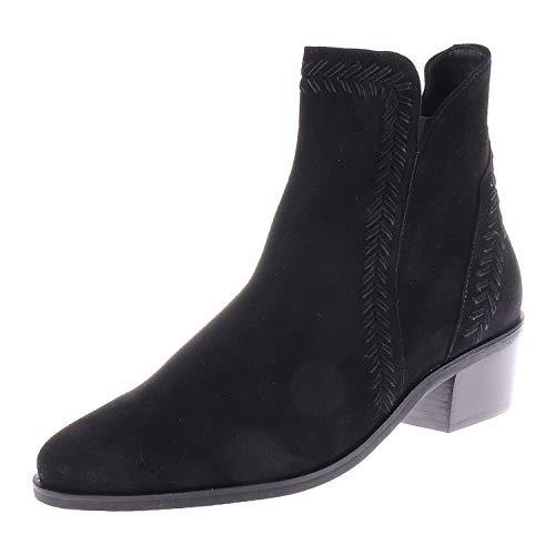 Hassia 4306742 Toledo Weite H Chaussures pour femme Noir - Noir - Noir , 5.5 UK