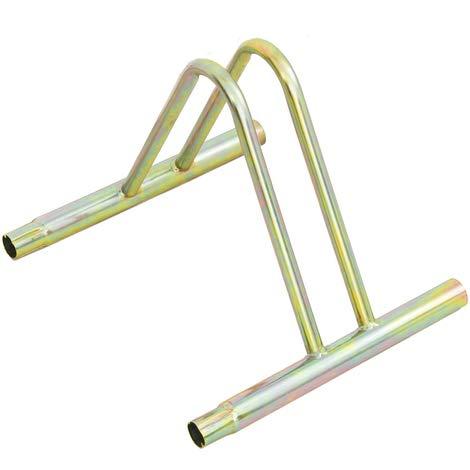 Rastrelliera per bici modulare portabici portabiciclette componibile scaffale cavalletto per biciclette stand per bici parcheggio esterno per bici FERMABICI ampia scelta di dimensioni