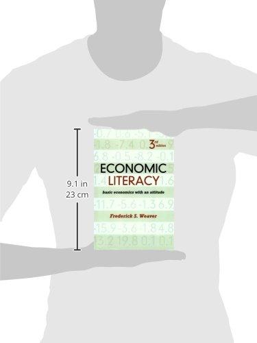 Economic Literacy: Basic Economics with an Attitude, Third Edition: Basic Economics with an Attitude