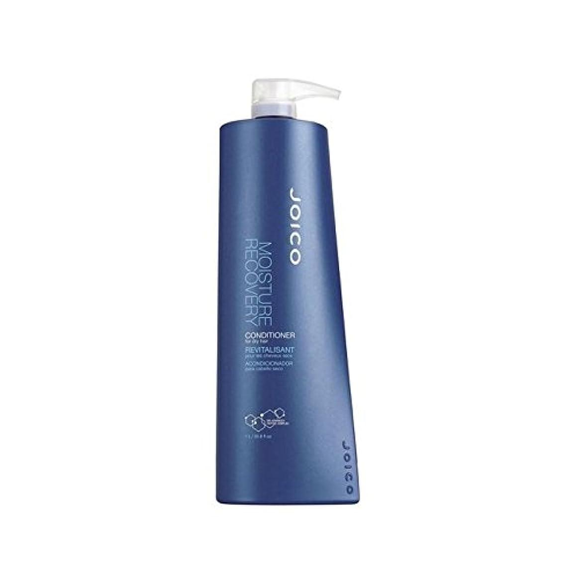 つかの間田舎者広々Joico Moisture Recovery Conditioner For Dry Hair (1000ml) (Pack of 6) - 乾いた髪用ジョイコ水分回復コンディショナー(千ミリリットル) x6 [並行輸入品]