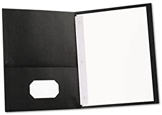 The Original SWINGLOCK Black Art Photo 8x11landscape Presentation Folder by Itoya 8.5x11