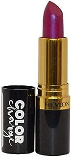 Revlon Color Charge Super Lustrous Lipstick - Fierce Fuchsia