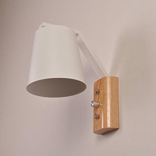 *Wandlamp. De sokkel wordt aan de binnenwand van de E27-wandlamp, wandlamp, ingebouwde wandlamp met schakelaar inclusief gloeilampen 220 – 240 V verlichting