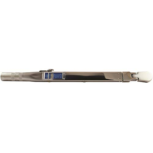 Precision Instruments C2FR600H 3/8 in. Drive Flex Head Split-Beam Click Wrench, 120-600 in./lbs.