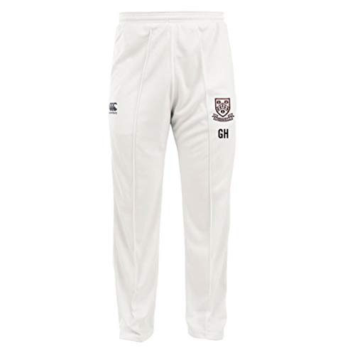 Canterbury Mens CCC Logoed Polyester Cricket Pants/Trousers