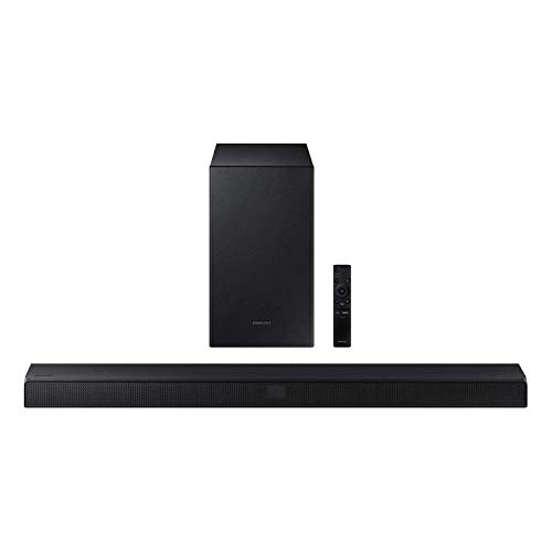 Samsung 2.1 Channel Soundbar with Wireless Subwoofer - HW-T45C (Renewed)