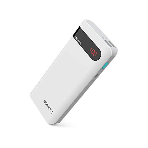 Romoss Powerbank 10000 mAh avec Ecran LED,...