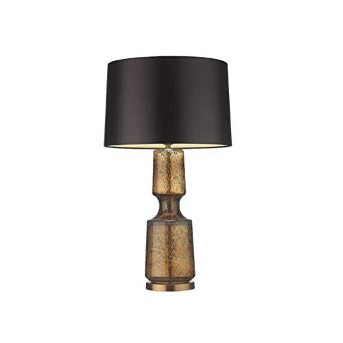 JYDQM Tabla de Cristal de la lámpara LED, contemporáneo, de Transición for el Dormitorio, Sala de Estar, Mesa de Cristal de la Oficina lámpara del Arte Dormitorio de la luz lámpara de Noche