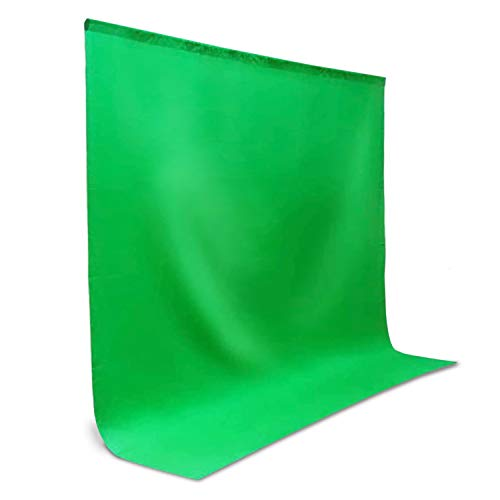 AGG2978 Photo Video Studio Seamless Solid Blue Muslin Backdrop Photo Studio Background for Photo Video Shooting Limo Studio 10 x 20 ft