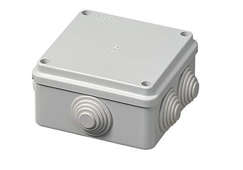 ELETTROCANALI 400C4 cassetta di derivazione con passacavi