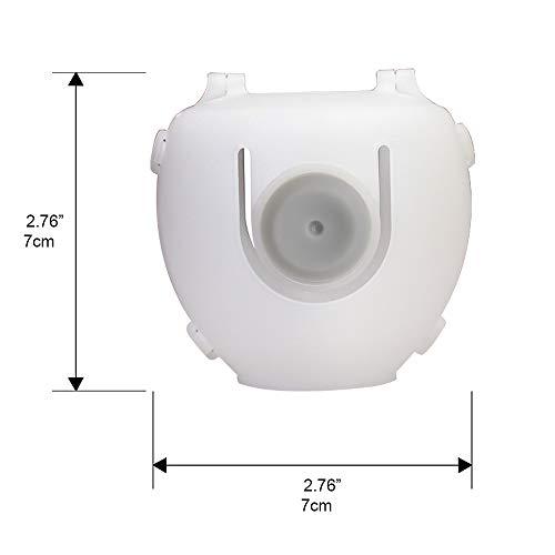 EUDEMON 4 Pack Baby Safety Door Knob Covers Door Knob Locks