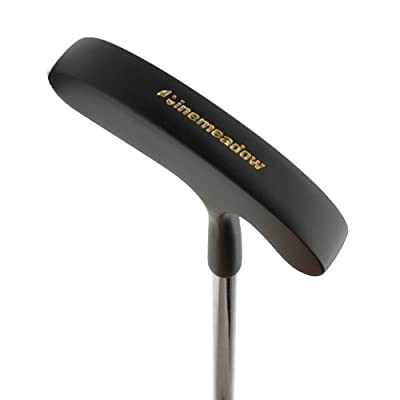 Pinemeadow Black Zinc Style 103 Putter, 34-Inches