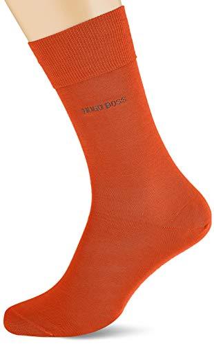 BOSS Herren George Rs Colours Mc Socken, Medium Orange817, 41-42 EU