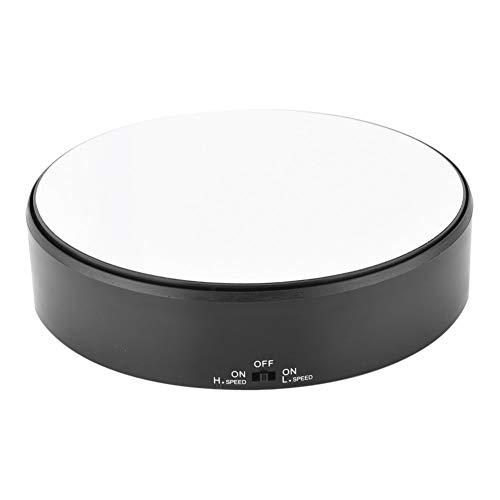Yonhchop 1 stück Hohe Leistung Einstellbare Drehspiegel Geschwindigkeit Plattenspieler Schmuck Halter Spiegelfläche 360 ° Drehständer