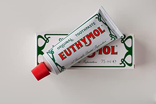 12 x Euthymol Original Toothpaste 75ml