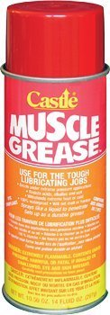 Castle C1606 Muscle Grease, 16 oz, 3-Pack