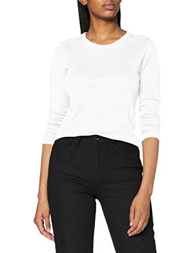 ESPRIT 090EE1K331 T-Shirt, Bianco (110), XXL Donna
