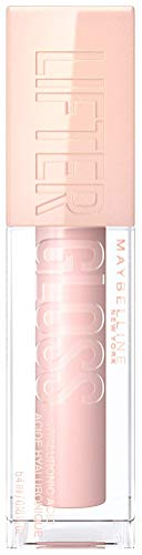 Maybelline New York Lifter Gloss, Nr. 002 Ice, Lipgloss mit Hyaluronsäure, 5.4 milliliter