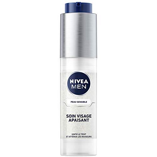 NIVEA MEN Soin visage apaisant (1 x 50 ml), soin...