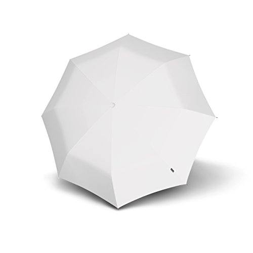 Knirps Floyd manuell, weiß (weiß) - 89 802 105