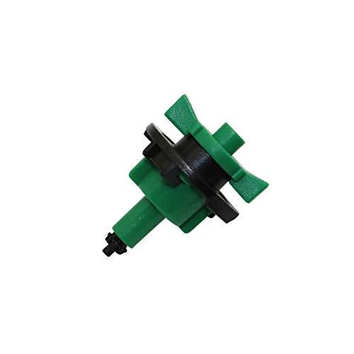 Adhere To Fly Lot DE 20 têtes d'arrosage rotatives à 360 degrés pour Serre Vert