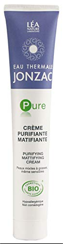Eau Thermale Jonzac Soin Hydratant Matifiant Crème BIO - 50 ml