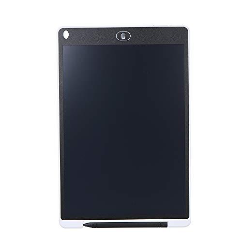 Docooler Tablet Portátil Para Desenho Digital (Branco) - LCD com Caneta Stylus Inclusa