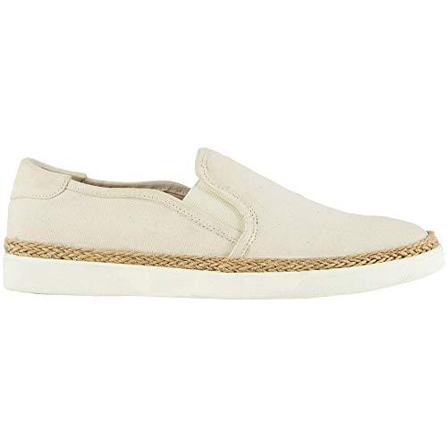 Vionic Women's Sunny Rae Slip-on Sneaker Wide Width Ivory