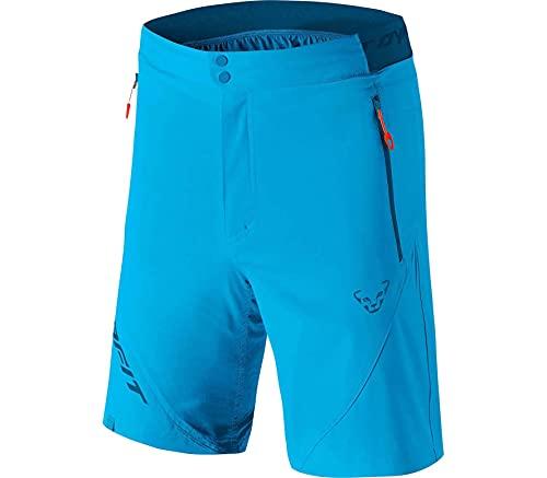 DYNAFIT Transalper Light Dst M Shorts – Pantaloncini da Uomo, Uomo, Pantalone Corto, 08-0000070868, Frost/8830, S