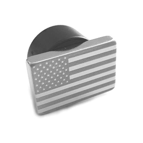 Tie Mags, The American Flag, Magnetic Tie Clip, Lapel Pin, Made in The USA