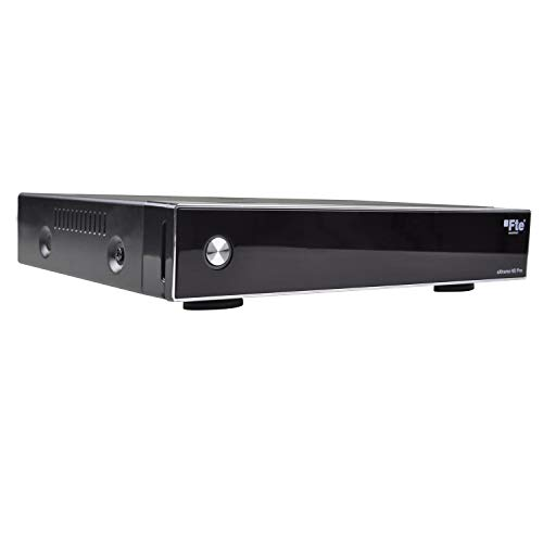 FTE Maximal Extreme HD Flex Pro Sat-Receiver (USB-Multimediaplayer, LNB IF-Eingang, WLAN, Full-HD, Web-TV, Web-Radio, IPTV Mediaportale)