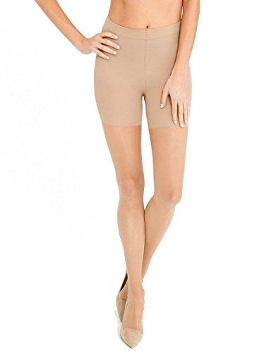 Spanx Basic Sheers Luxe Leg Sheers Nude 3 b