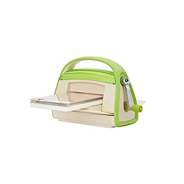 Cricut 2000293 Cuttlebug Machine, 14.4 by 12-Inch, Green