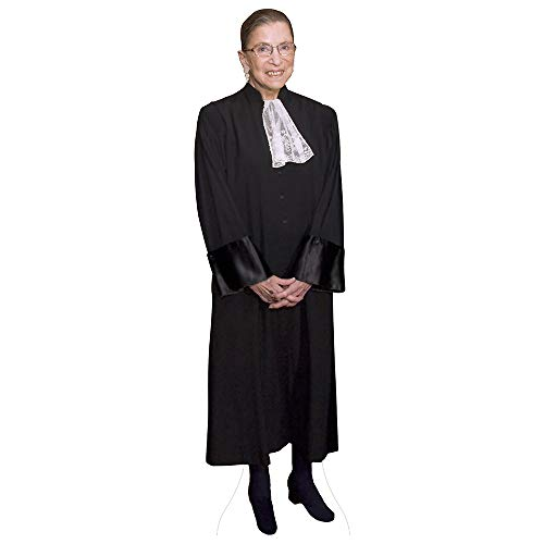 Wet Paint Printing + Design H10196 Ruth Bader Ginsburg Cardboard Cutout Standee