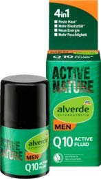 alverde NATURKOSMETIK Active Nature Q10 Active-Fluid, 1 x 50 ml