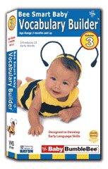 Spanish Bee Smart Baby Vocabulary Builder 3 [VHS]