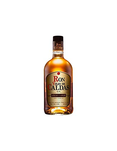 Ron viejo de caldas botella 700 ml