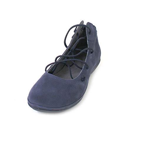 CAMPER Damen Schnuerschuhe K400194-016 blau 634818